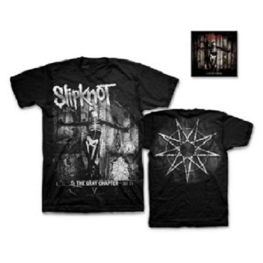 .5: The Gray Chapter (Box Set with tee)
